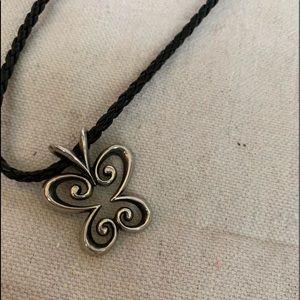 James Avery Butterfly Necklace